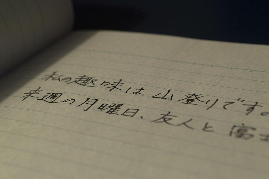 فونت تاتو ژاپنی